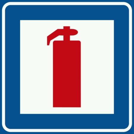L17 Brandblusapparaat
